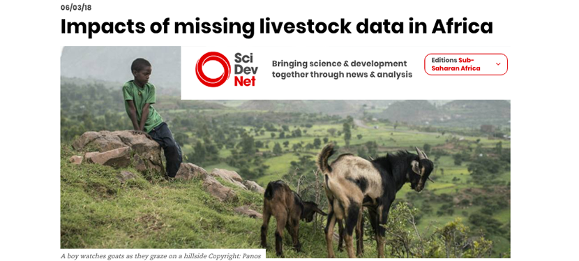 SciDev.Net highlights impacts of missing livestock data in Africa