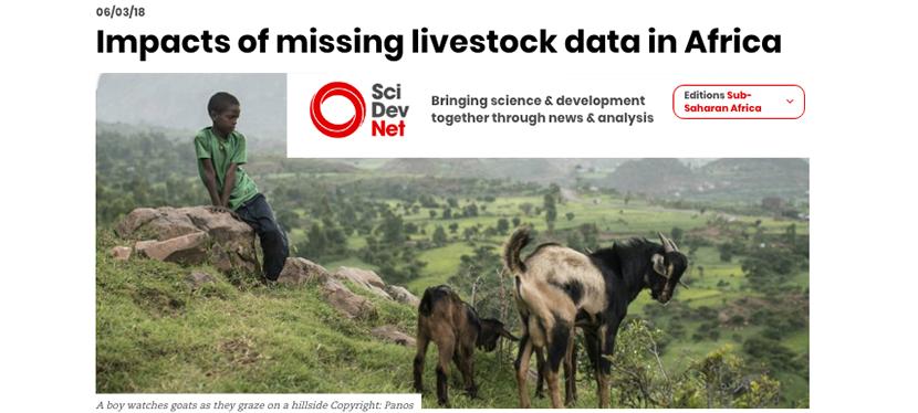 SciDev.Net highlights impacts of missing livestock data inAfrica